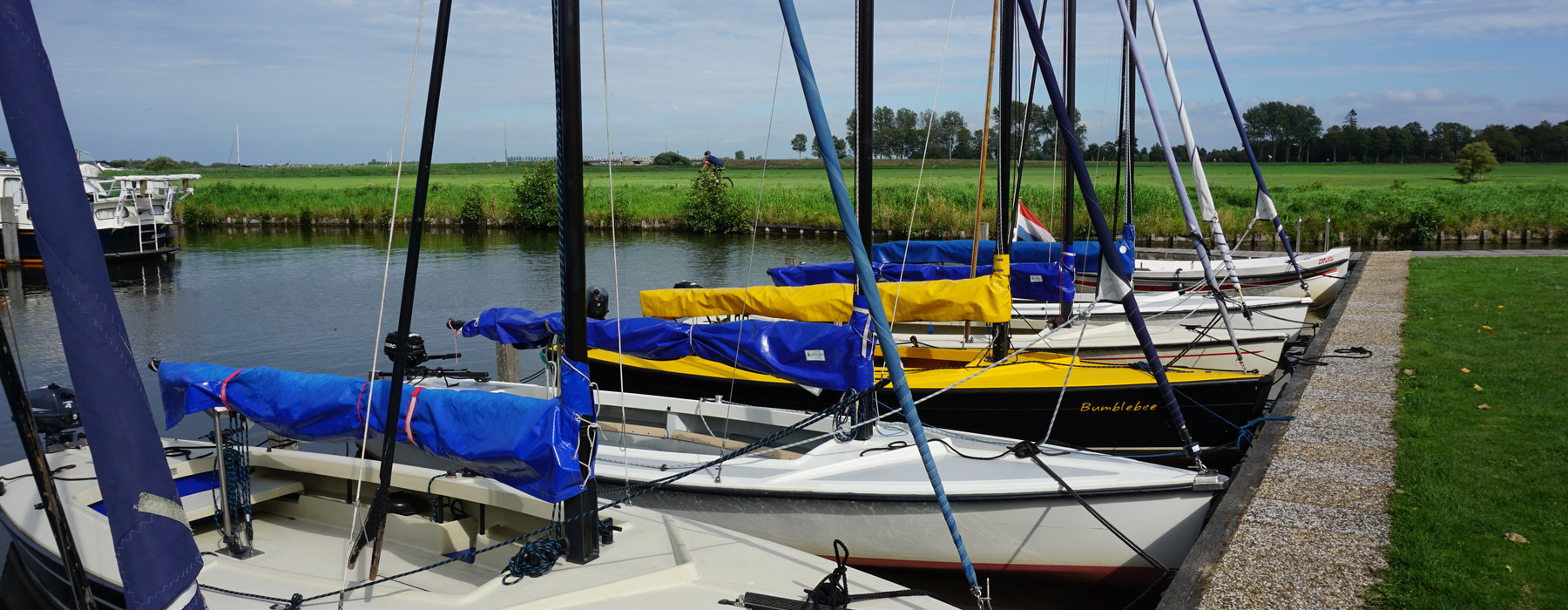 Sailboat rentals in Friesland